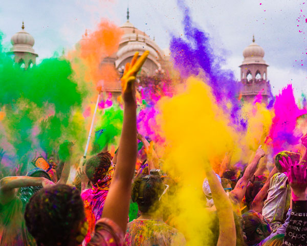 holi celebrations disabled india
