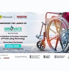 Microsoft India & NASSCOM Foundation launch Innovate for Accessible India campaign
