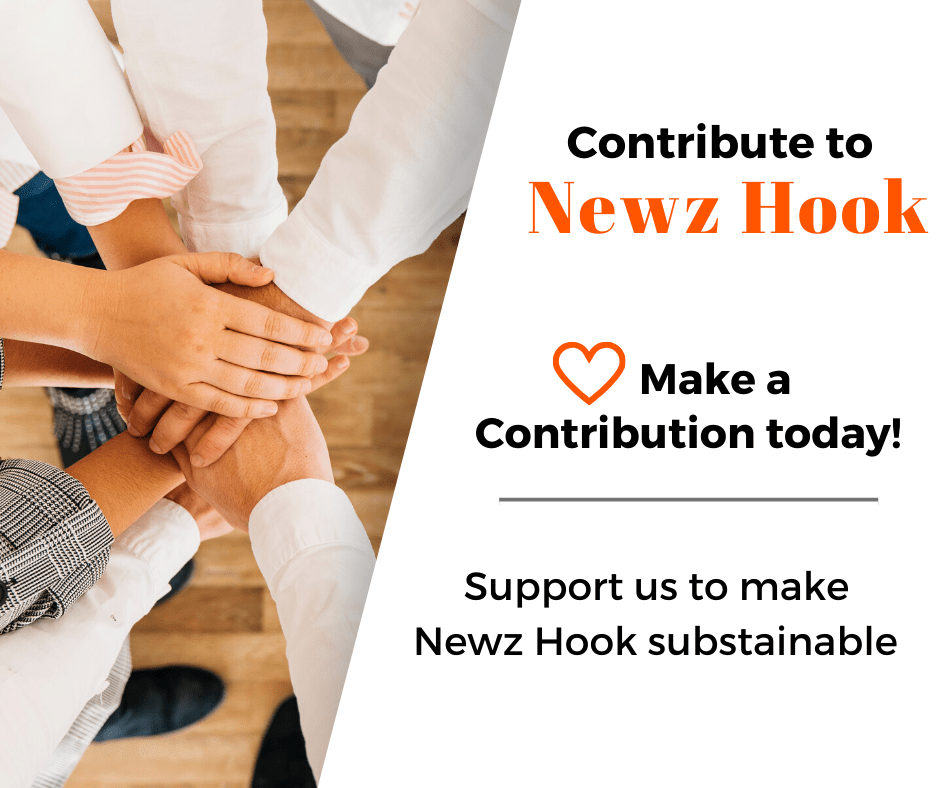 Contribue to Newz Hook. Support us to make NewzHook Sustainable – Make a Contribution Today.