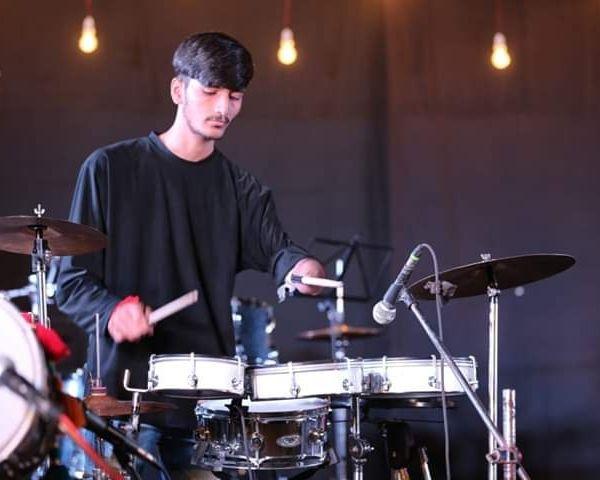 saurabh gadhavi drummer
