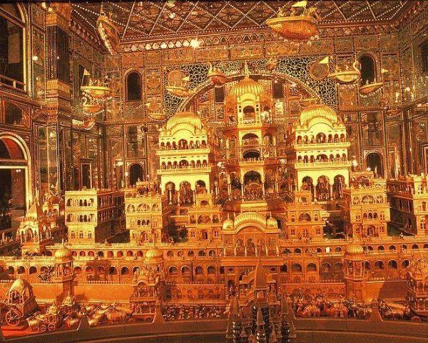 Image of ram mandir ayodhya