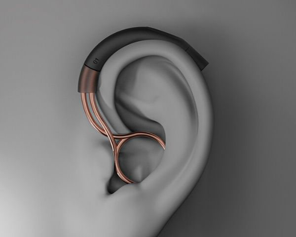 Image of a ear with Amplify