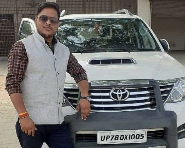 Arun Dubey close associate of gangster Vikas Dubey who was shot dead