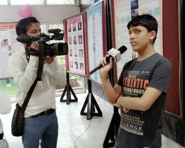 devansh chandra singer with autism