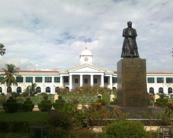 secretariat of kerala