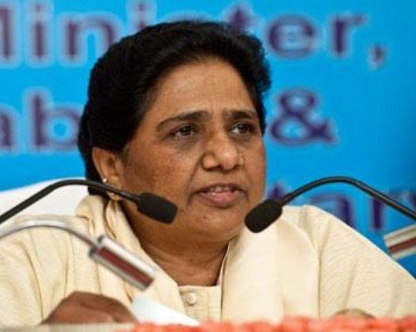 BSP leader Mayawati