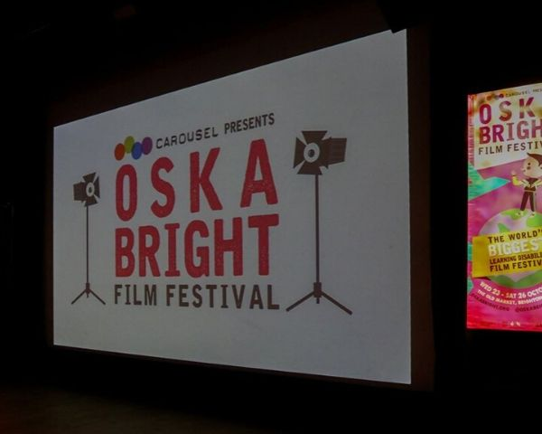 oska bright film festival screen