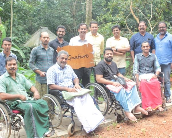 wheelchair users of takshan creatives