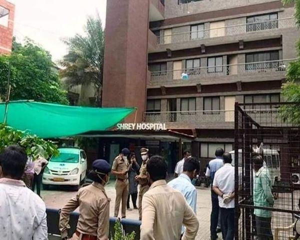 shrey hospital in ahmedabad