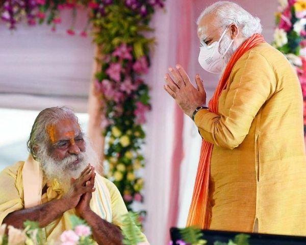 mahant nitya gopal das ram temple