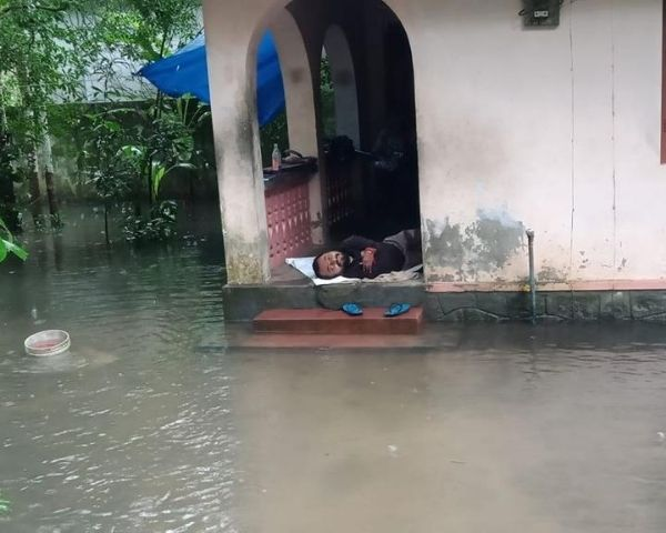 disabled people during floods