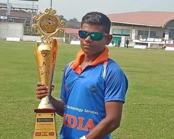 naresh tumda blind cricketer