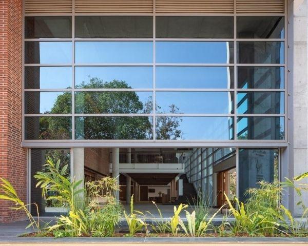 Exterior image of Bangalore International Centre