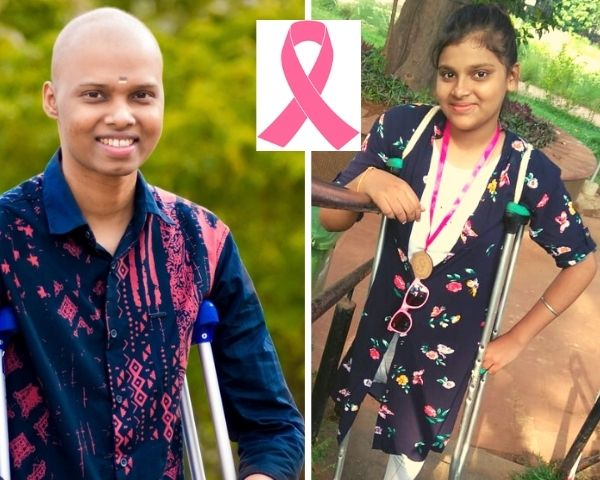 Images of cancer survivors
