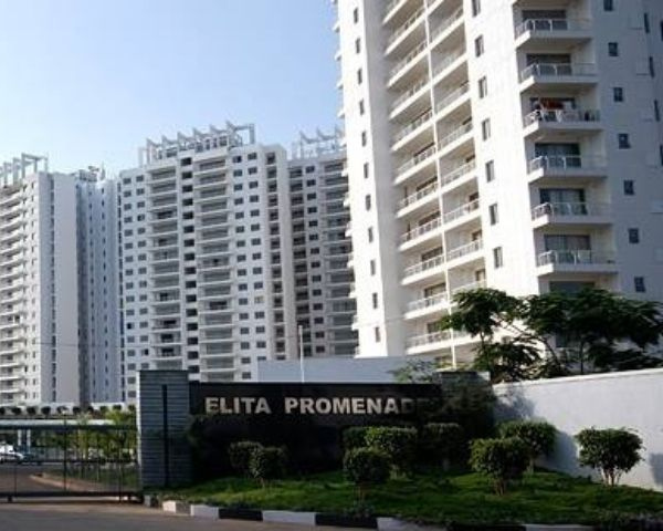 Exterior image of Elita Promenade