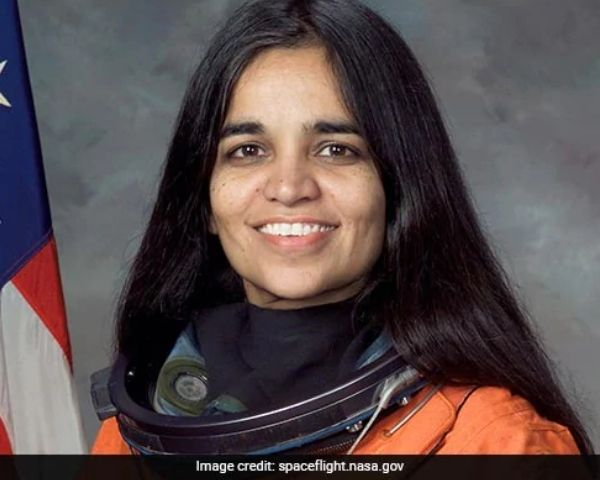 Close up of Kalpana Chawla