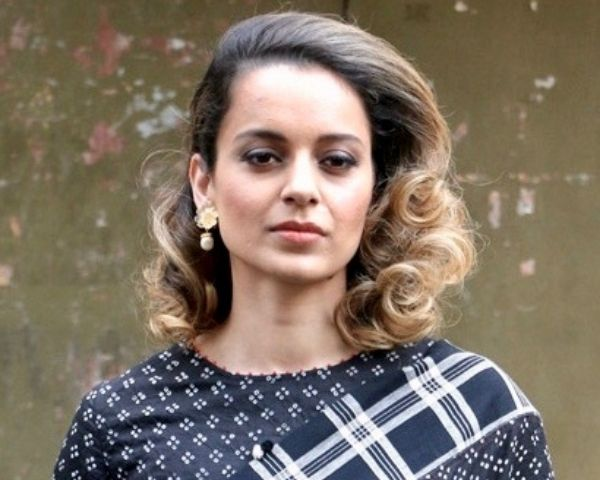 Close up of Kangana Ranaut