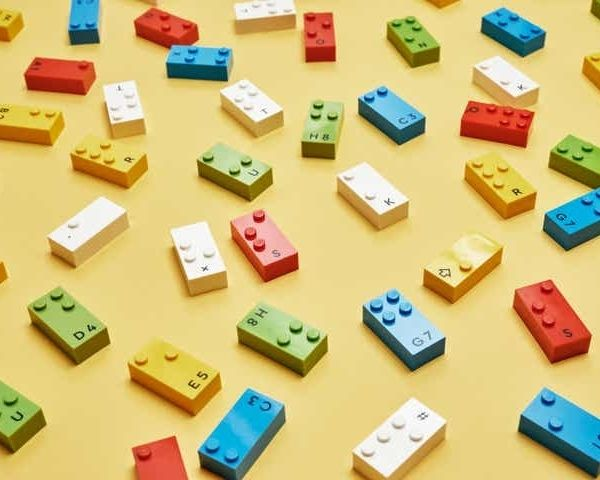 lego in braille
