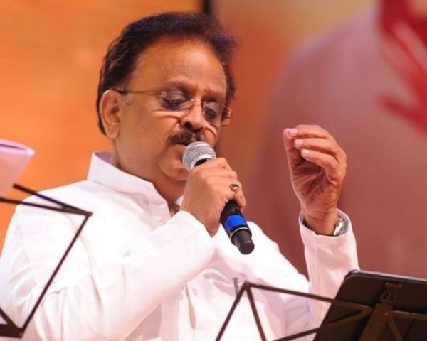 sp balasubrahmanyam singing