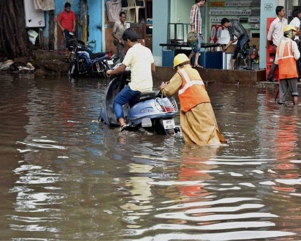 Image of hyderabad floods