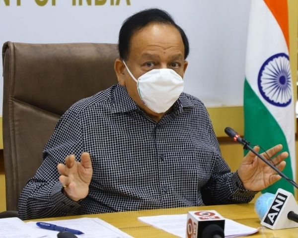 Image of Dr Harsh vardhan