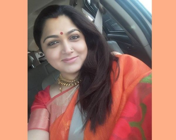 Image of kushboo sundar