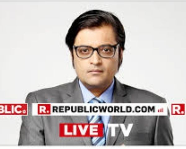 Republic TV CEO Arnab Goswami