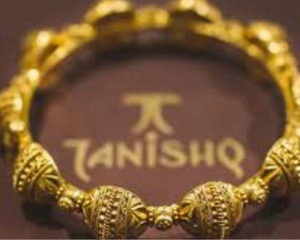 Logo of Tanishq brand