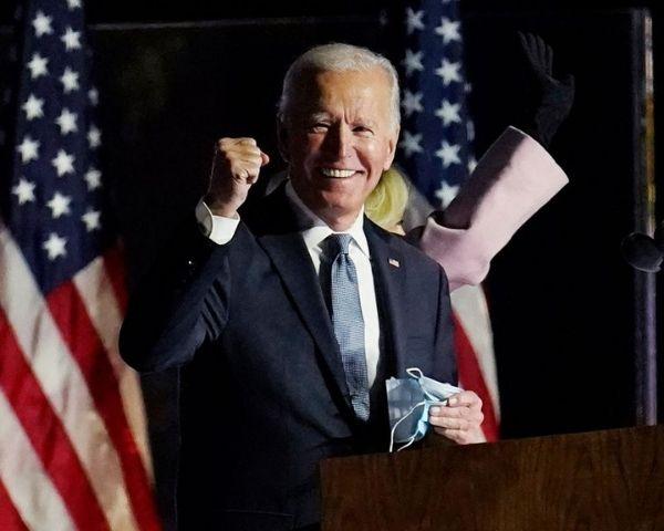 image of american president joe biden