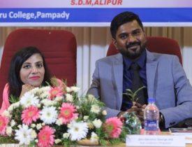 ira singhal sitting with jobin kottaram