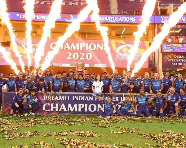 mumbai indians at ipl season 13