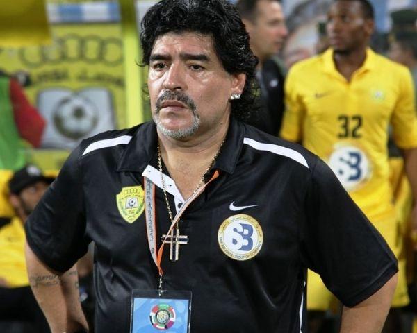 Image of deigo maradona