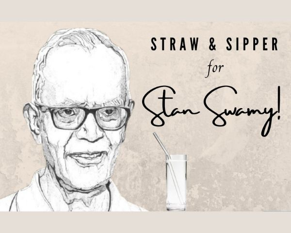 Sketch of Father Stan Swamy
