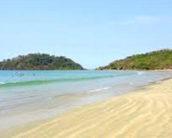 Image of a beach in Goa