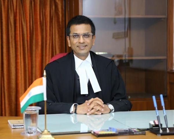 Image of Supreme Court Justice DY CHandrachud