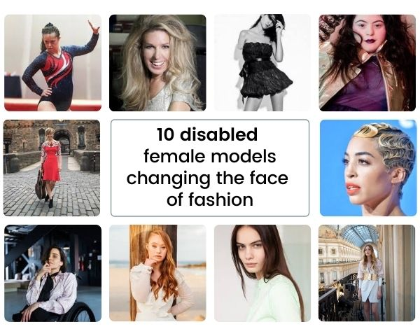 Images of the 10 models featured