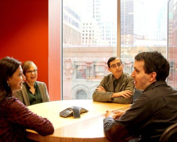 Team members of Iterators LLC